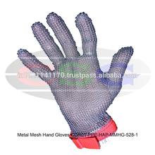 Metal Mesh Hand Gloves ( COR01-PPE-HAP-MMHG-528-1 )