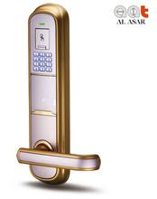 High quality Lowest price Fingerprint+password electronic digital door lock
