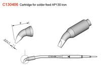 JBC-C130-406 CARTUCHO ACODADO 2.1x1 mm AP-A 8427327253193