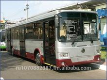 LiAZ low floor city bus