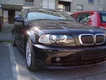 BMW 330ci, e46, 2000g, 160000 tkm, Sport, Automatic