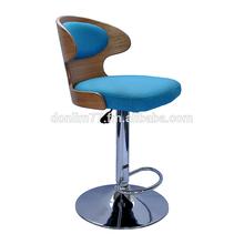 Lucia Wood Bar Stool & Fashion Modern Swivel Wooden Bar Stool & modern luxury bar stools