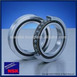 <NSK> High Precision Angular Contact Ball Bearings FOR MACHINE TOOL