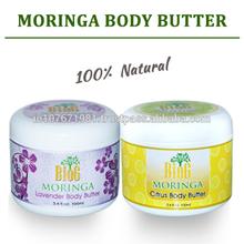 Natural Citrus Body Butter