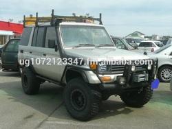 USED TOYOTA LAND CRUISER PRADO SX-YEAR 1995-US$ 5600