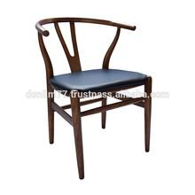 Takeshi Cord Chair & antique wood chair / Wishbone Y chair & wegner chair Y chair