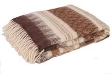 Alpaca Wool plaid brand new (2 size)