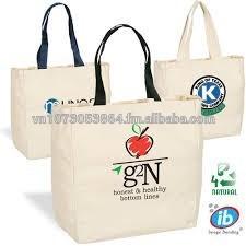 Organic Cotton Tote Bags Wholesale/ cotton shopping bags/ cotton promotion bags