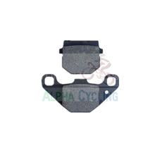 wholesale motorcycle disc brake pads AC013 for KAWASAKI- AH 80/ KMX 125/ KDX125/ KX 80/ KXF 250 AC013