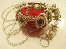 Home Decor Hand made Designer Pot Hanging Diya Online Shopping India Decoration Marriage Festive Birthday Return Corporate Gift