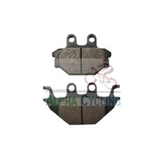 wholesale motorcycle disc brake pads AC161 for ADLY-Crossroad 220 Sentinal Quad/Canyon 280 Quad/Hurricane 280 Quad AC161