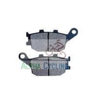 wholesale motorcycle disc brake pads AC103 for HONDA- CB 400/ VRX 400/ CBF 500/CBF 600/ CBR 600/ XL 700/ VTR 1000/CB 1300 AC103