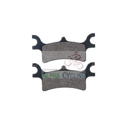 wholesale motorcycle disc brake pads AC130 for POLARIS-Magnum 325/Sportsman400/Sportsman 600/ATV Pro 500 AC130