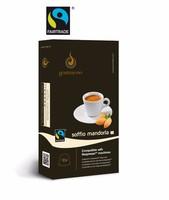 Nespresso Alternative Capsules: 10 Soffio Mandorla by Gourmesso