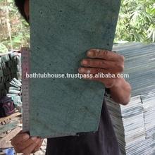 green stone swimming pool ceramic tiles BSB030