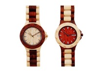 2014 TOP BRAND BUSINESS QUARTZ JAPAN MOVT WOODEN WATHCES