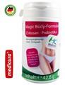 El quitosano probiotika- la magia del cuerpo- fórmula cápsula- la etiqueta privada posible- medicura