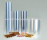 Transparent rigid pvc sheet PVC film roll , plastic pvc sheet blister capsule