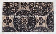 jute rugs printed