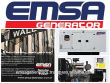 In stock 35 kVA Deutz Diesel Generator