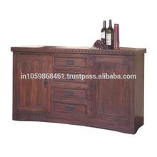 Decent Wooden Side Board