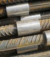 Coupler for Steel Rebar