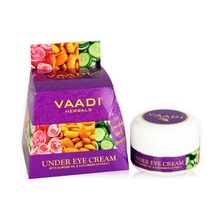 Under-Eye Cream with Almond Oil & Cucumber extract
