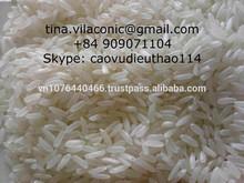 VIETNAM WHITE RICE 5% - skype: caovudieuthao114