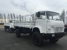 Renault Truck 4X4 TRM 4000 Ex Army
