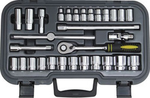 "150pc 1/4"", 3/8"", 1/2"" Sockets Set, Socket Wrench, High Quality Hand Tools,"