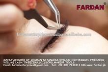 Anti Magnetic VETUS Style Eyelash Tweezers/ Vetus Eyelash Extension Tweezers Manufacturers