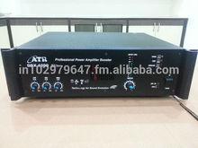DJ Amplifier - DDX-1000
