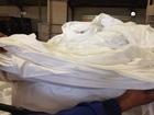 white cotton rags new