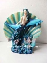 2012 The New Resin Mermaid Figurine