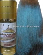 Argan oil silky shiny split hair treatment