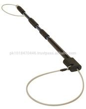 Dog control equipment/ Aluminum Animal Catch Pole/Dog Grasper/Pig control catch pole/alligator control pole/Pig Grasper