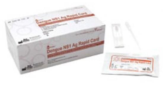 Test Dengue Fever Dengue Combo Rapid Test Kit