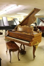 Artsy Case Mason & Hamlin Model A Grand Piano 1919 Rebuilt & Refinished $15,000