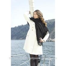women winter knitted shawls