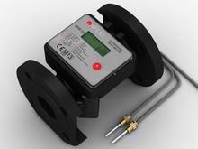Ultrasonic Heat Meter DN50 with MID, CE EN1434 Certificate, M-Bus, Optional RF