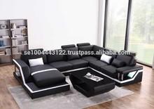 Enzo U-Shaped Sofa soffa Corner soffa