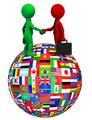 Profesional servicio de traductor de inglés, francés, italiano, español, portugués