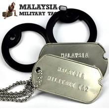 World War 2 military dog tag, identification tag, military id tag