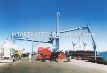 Siwertell 5000-s -unloader for bulk
