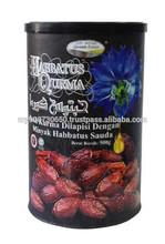Natural Healthy Dates coated with Black Cumin Seed Oil (Hababtus Sauda) - Habbatus Qurma