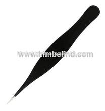 Precise Stainless Steel Tweezers for Ingrown Hair/ hair splinter tweezers