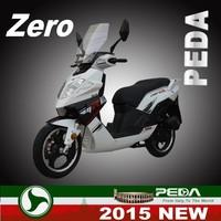 (ZERO) 2015 NEW scooter 50cc 125cc EEC certificate 2 stroke Italian Design 14 inch tire (PEDA MOTOR)