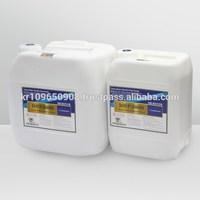 Polyurethane foam waterproof resin