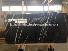Nero Marquina Marble - Slab x 20 mm, polished, XXX