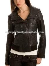 2015 women fashion black PU leather long sleeve mesh hole hood jacket and coat,2015 women fashion black PU leather long sleeve m